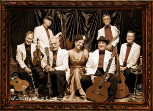 Deanna Knight & the Hot Club of Mars
