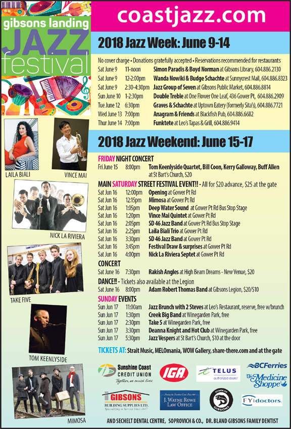 2018_Gibsons Jazz